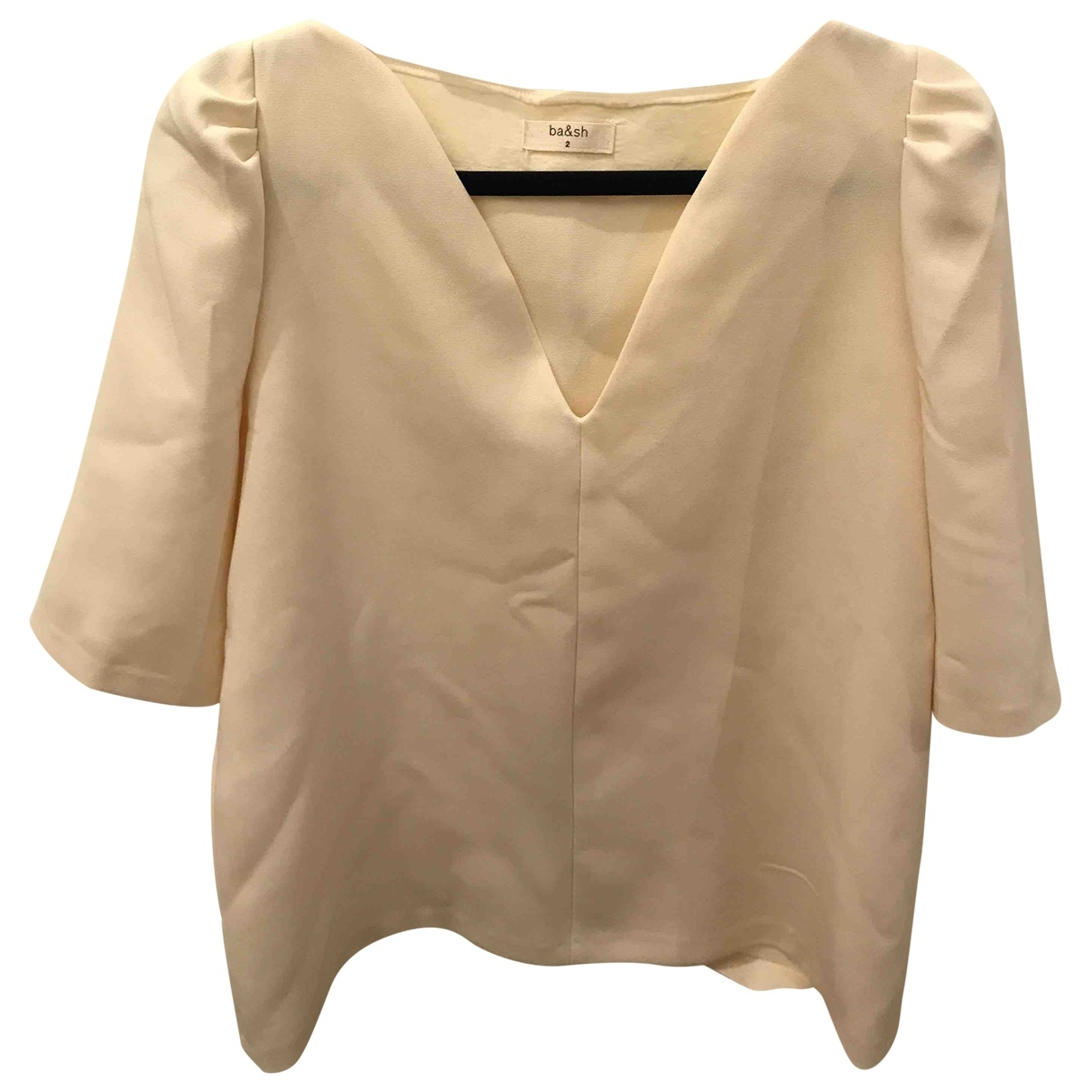 Ba&sh \N Ecru  top for Women 2 0-5