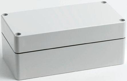 Fibox Grey Polycarbonate Enclosure, IP66, IP67, 52 x 50 x 40mm