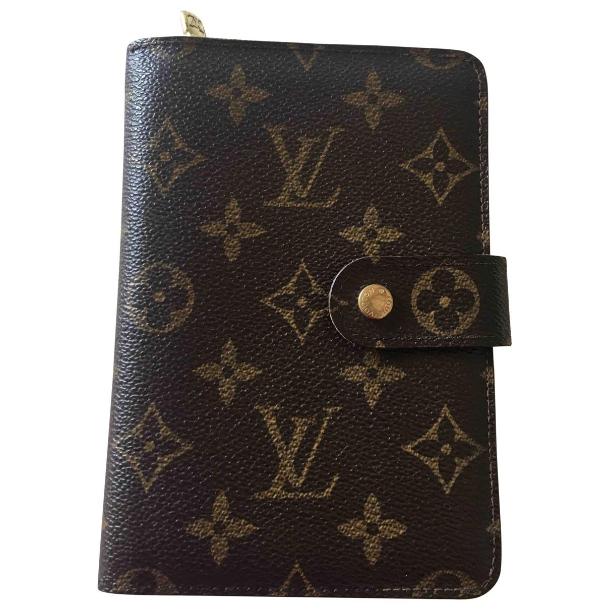 Agenda de Lona Louis Vuitton