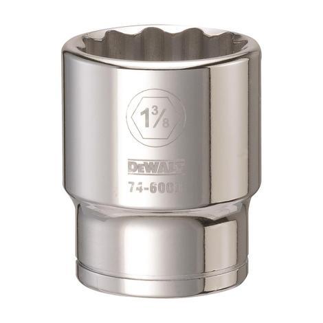 DeWalt 12 Point 3/4# Drive Socket 1-3/8 Sae