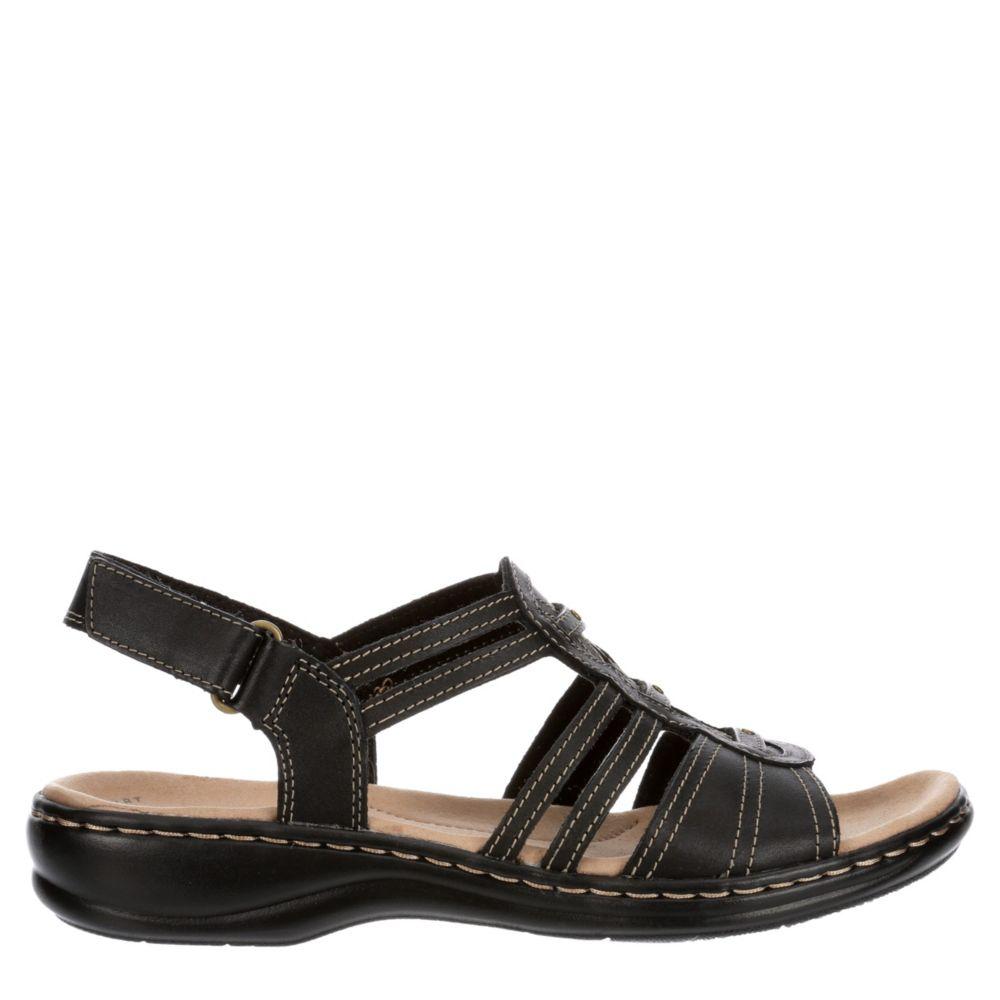 Clarks Womens Leisa Janna Comfort Sandal