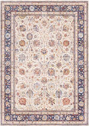 Mahal MHL-2301 96 x 135 Rectangle Traditional Rug in