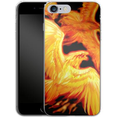 Apple iPhone 6s Plus Silikon Handyhuelle - Ruth Thompson - Phoenix Dawn von TATE and CO