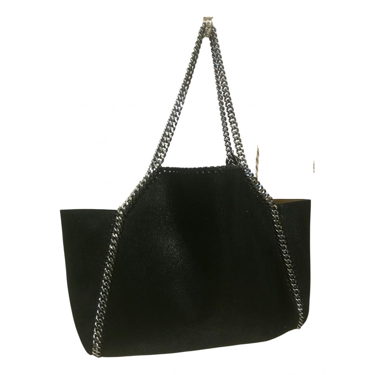 Stella Mccartney Falabella Black Cloth handbag for Women N
