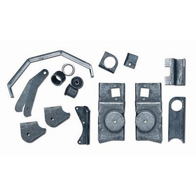 Rubicon Express Front Axle Bracket Kit - RE9968
