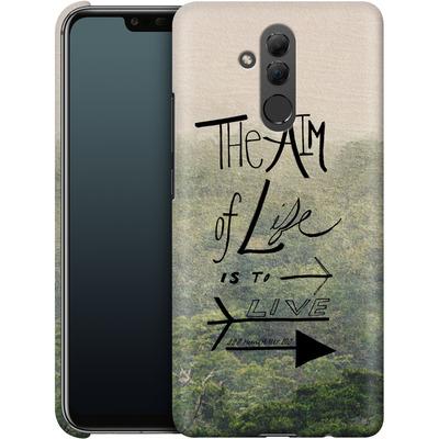 Huawei Mate 20 Lite Smartphone Huelle - Aim of Life von Leah Flores
