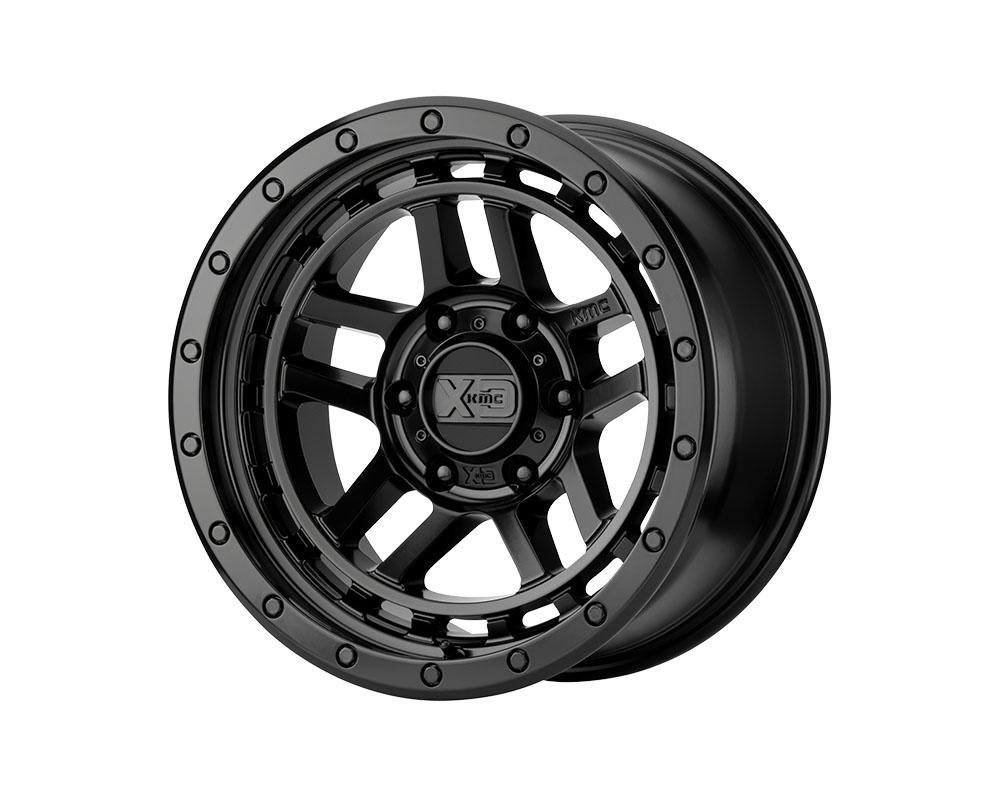 XD Series XD14088563718 XD140 Recon Wheel 18x8.5 6x6x135 +18mm Satin Black