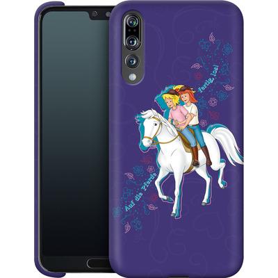 Huawei P20 Pro Smartphone Huelle - Bibi und Tina Pferd von Bibi & Tina