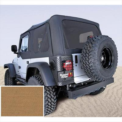 Rugged Ridge XHD Replacement Soft Top with Tinted Windows (Spice) - 13724.37