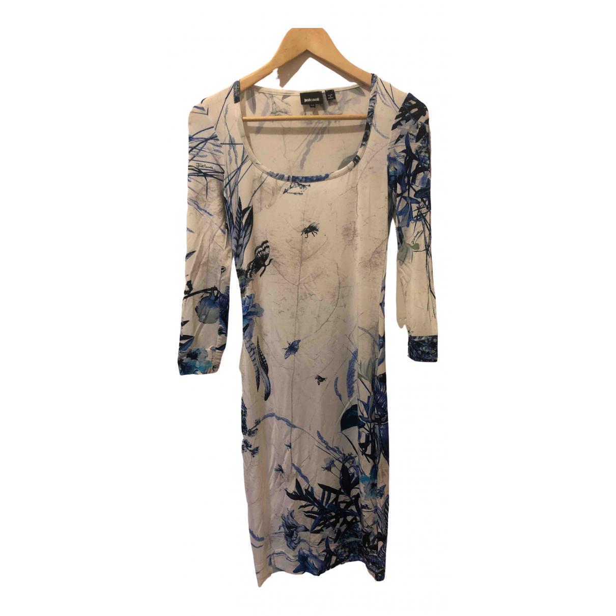 Just Cavalli \N Blue dress for Women XS International
