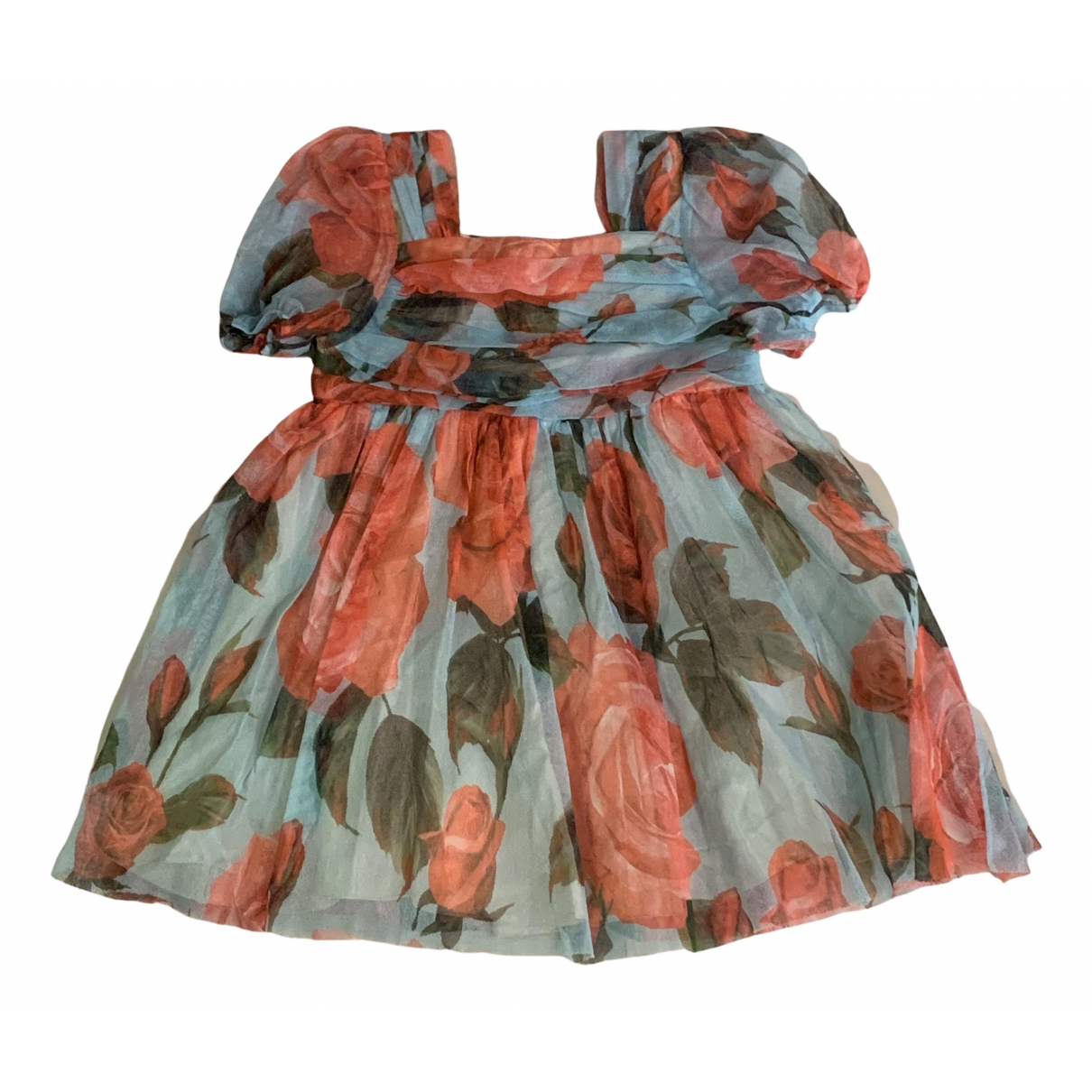 Dolce & Gabbana \N Multicolour Cotton dress for Kids 8 years - up to 128cm FR