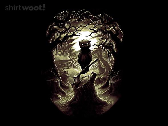 Unfriendly Forest T Shirt