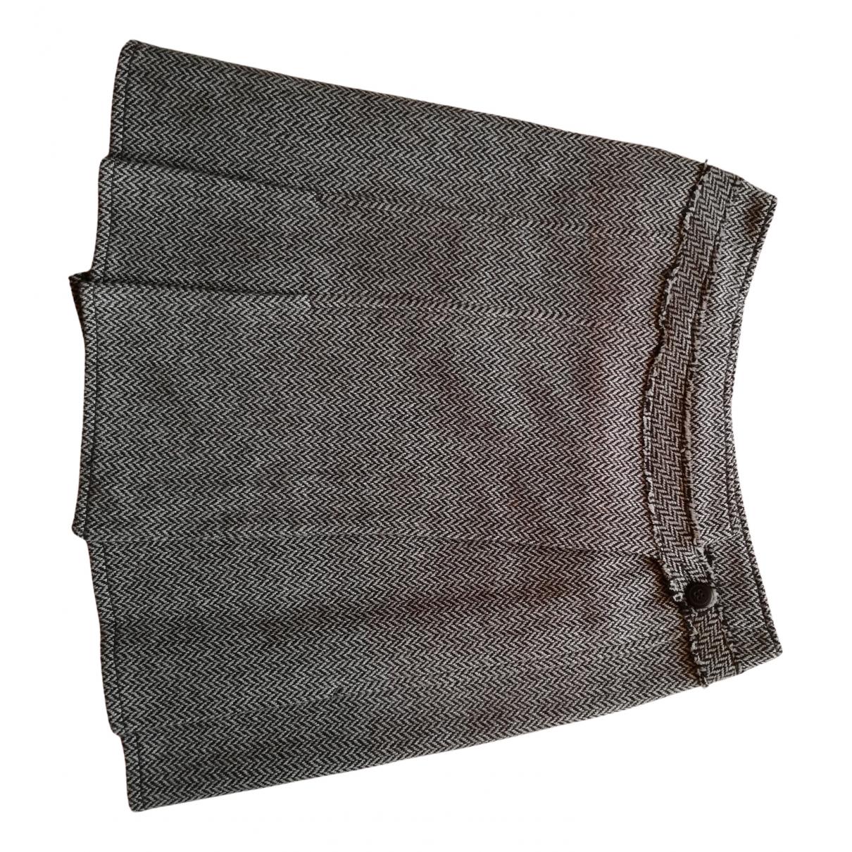 Max & Co N Wool skirt for Women 44 IT