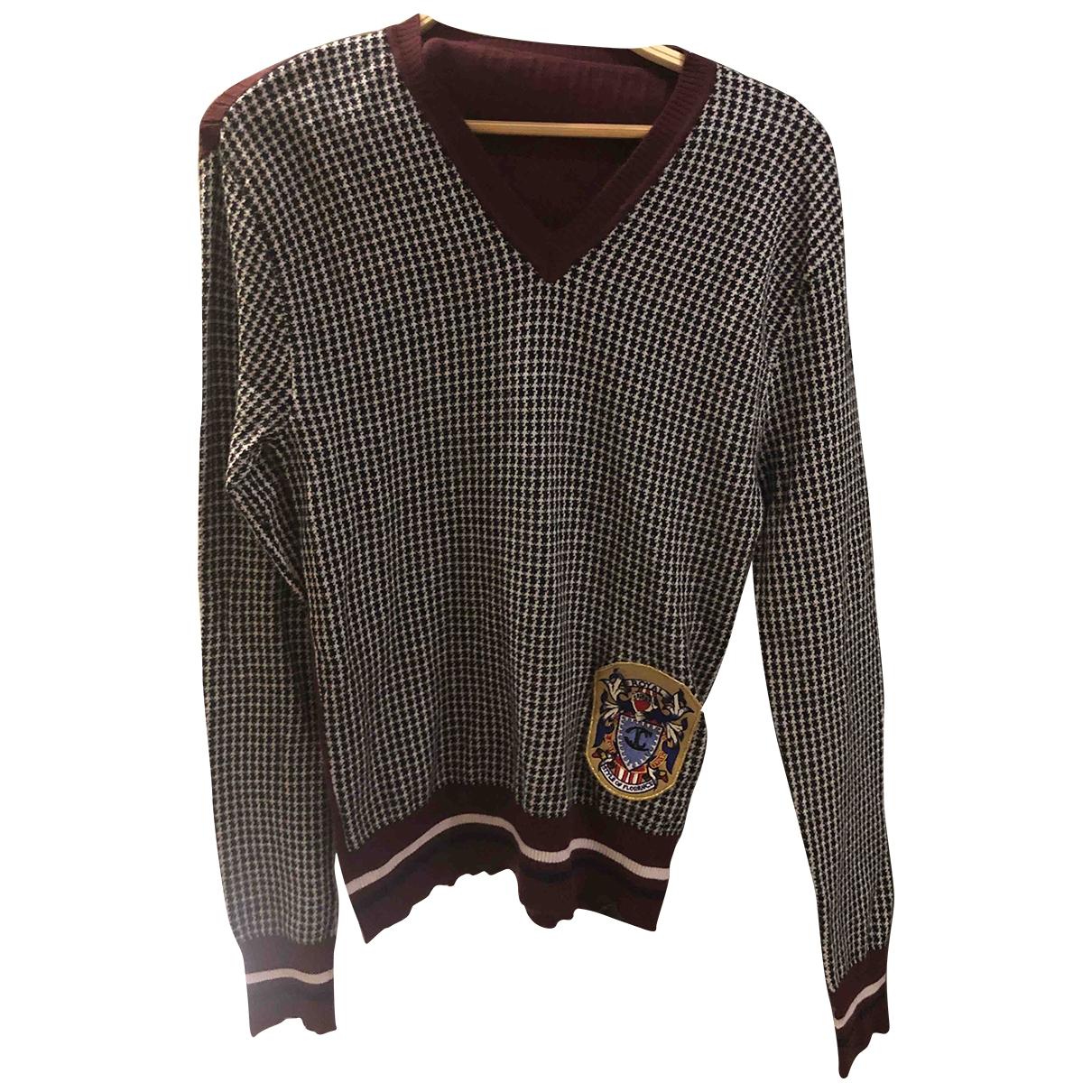 Roberto Cavalli \N Pullover.Westen.Sweatshirts  in Wolle
