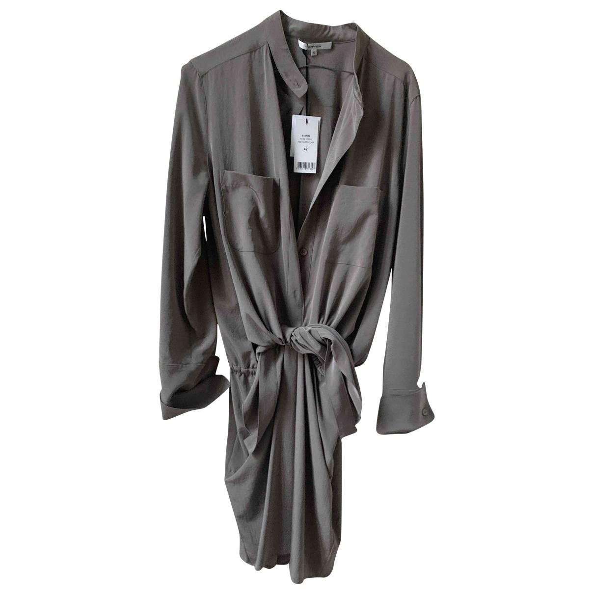 Carven \N Khaki dress for Women 42 FR