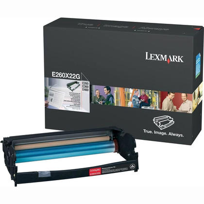 Lexmark E260X22G Original Photoconductor Kit for E260 E360 E46x X264 X36x X46x Series Printers