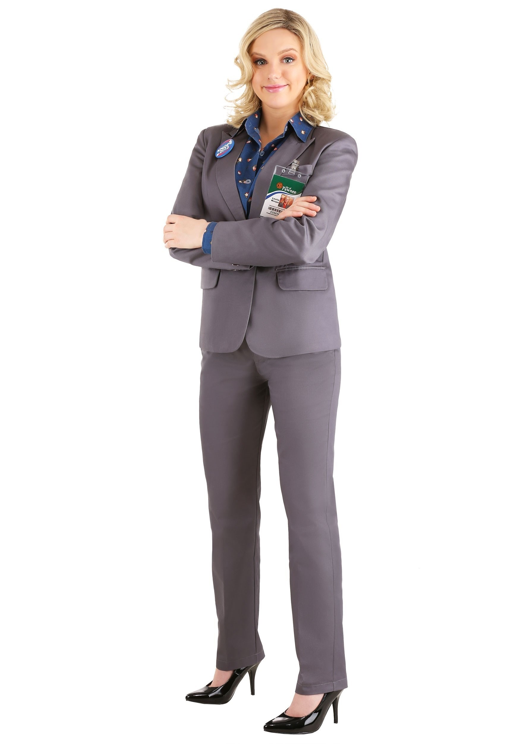 Parks and Recreation Leslie Knope Women's Costume