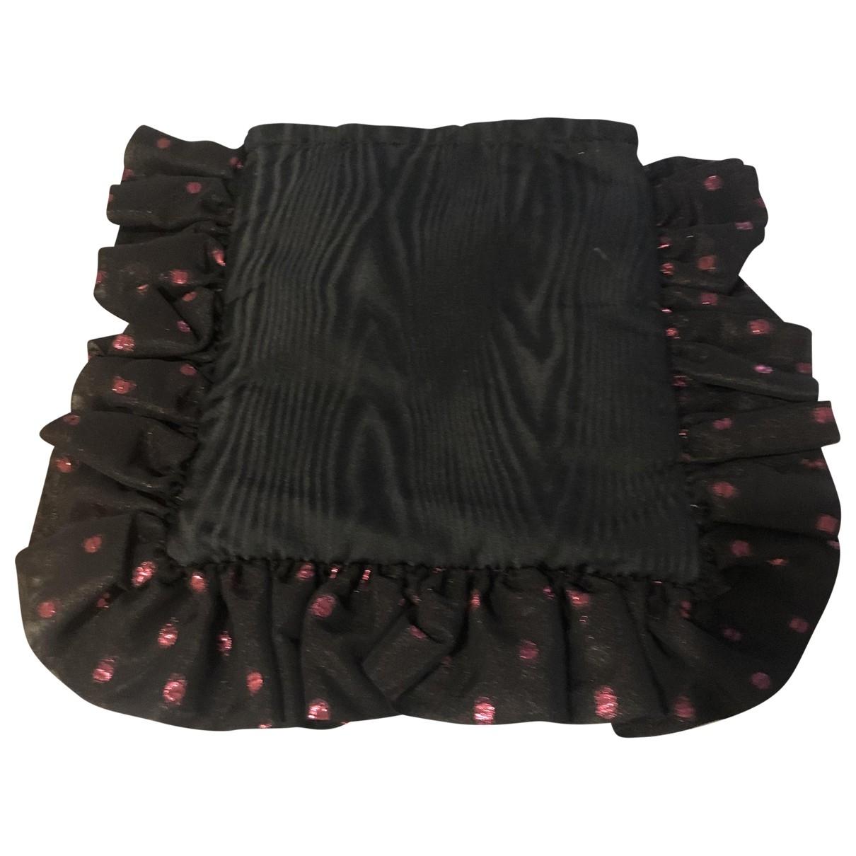 Attico - Sac a main   pour femme en coton - noir
