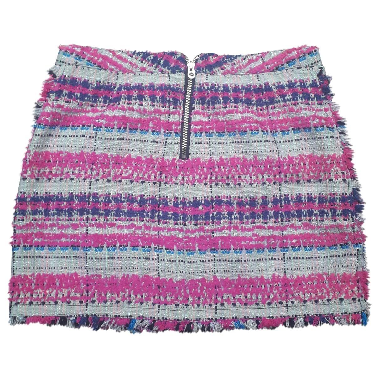 Juicy Couture \N Rocke in  Rosa Tweed
