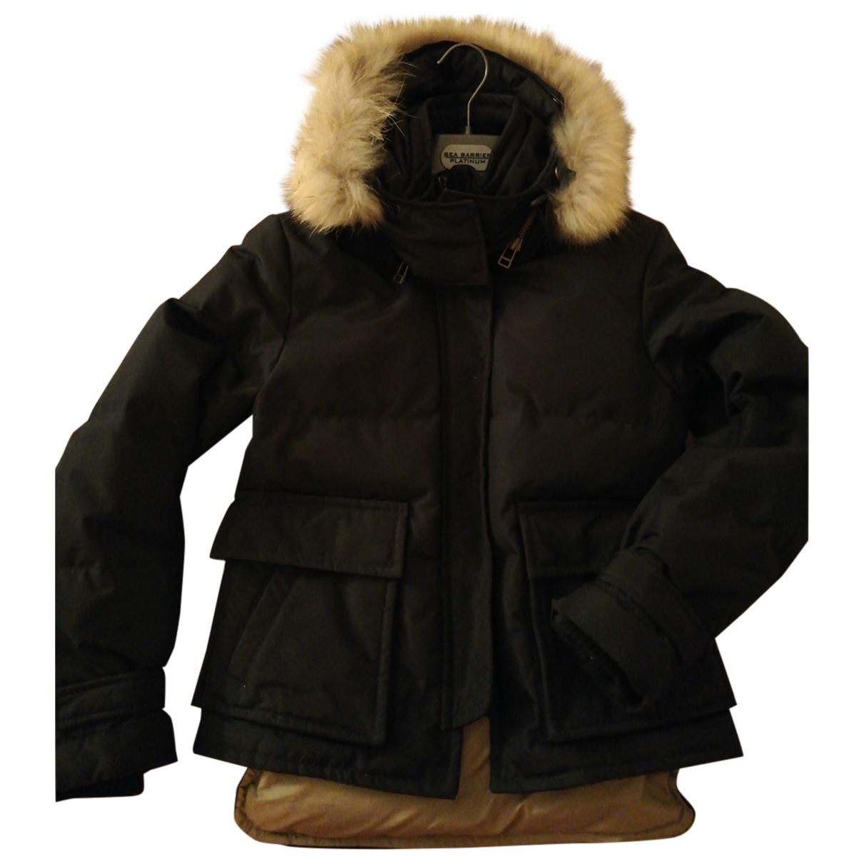 La Perla \N Black coat for Women 42 IT
