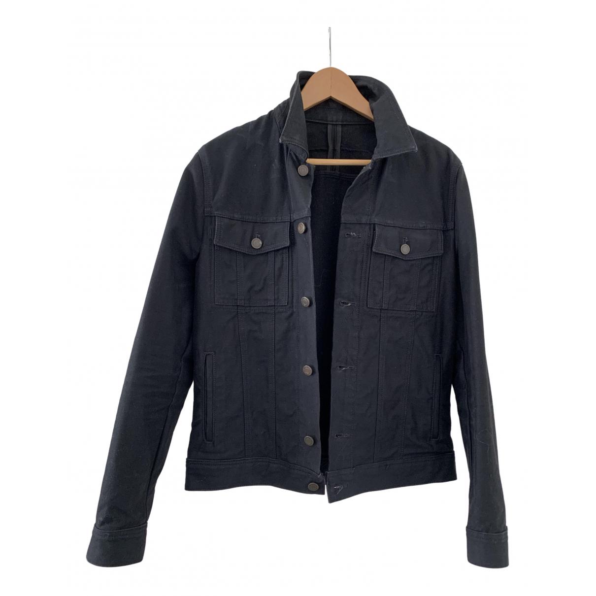 Givenchy \N Black Denim - Jeans jacket  for Men M International
