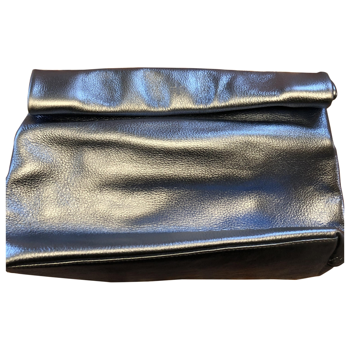 Marie Turnor \N Blue Leather Clutch bag for Women \N