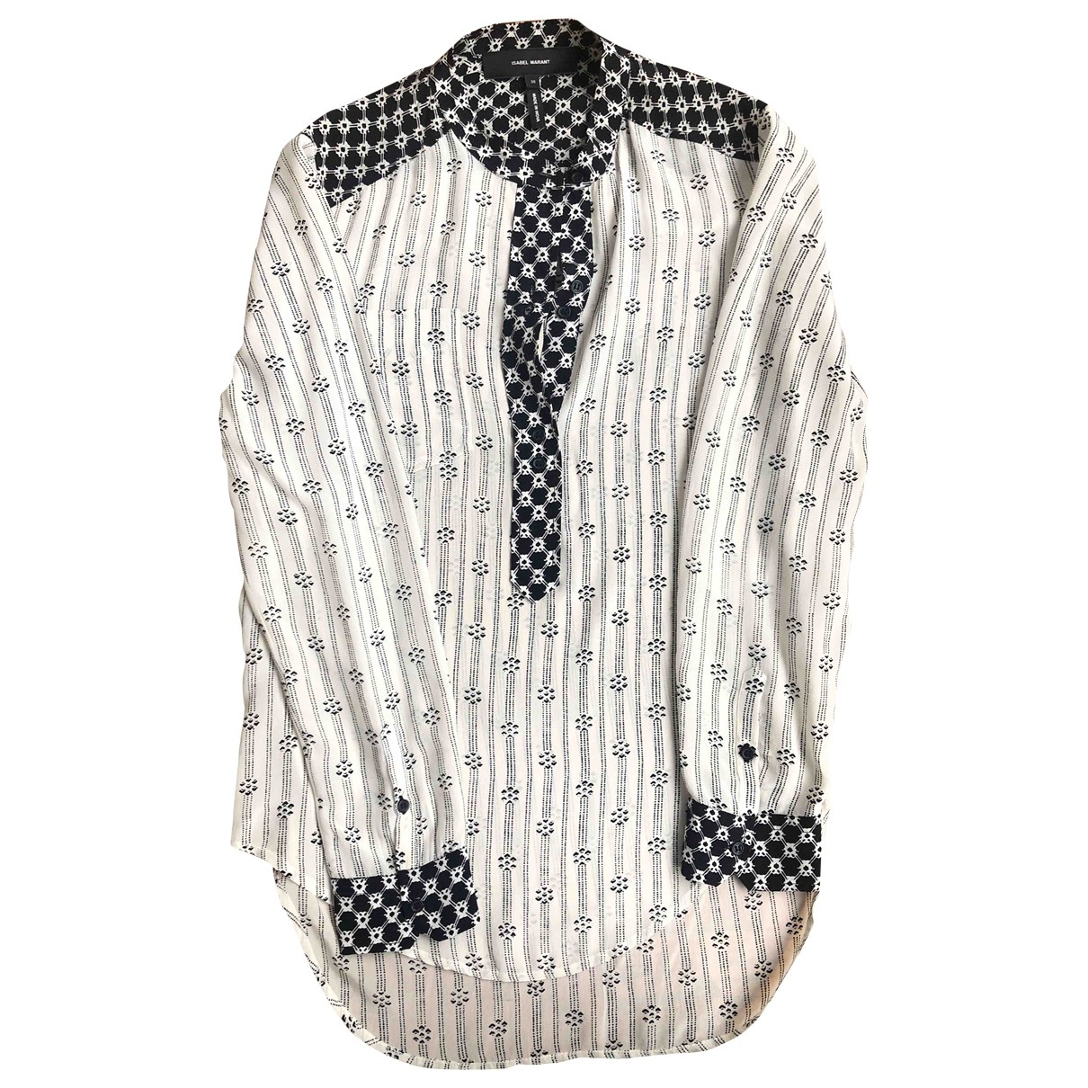 Isabel Marant \N Silk  top for Women 36 FR