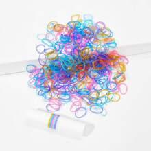 Set de goma de pelo de niñas 300 piezas