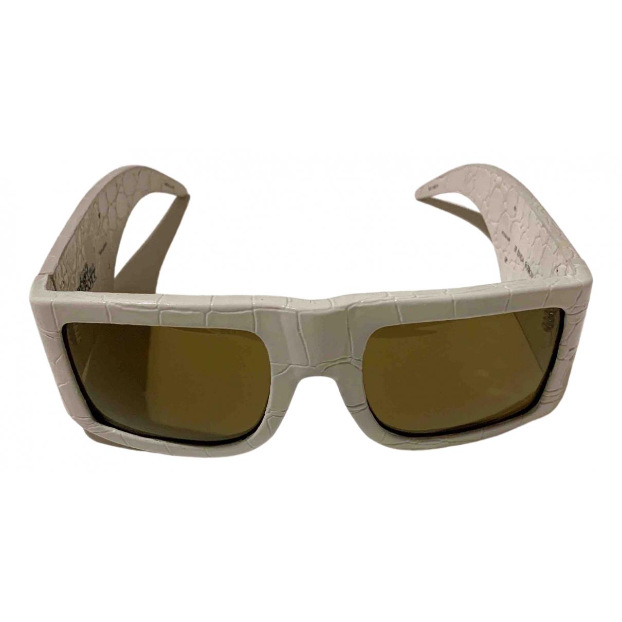 Jeremy Scott \N White Sunglasses for Men \N