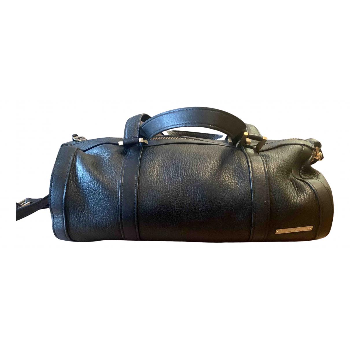 Delvaux N Black Leather handbag for Women N