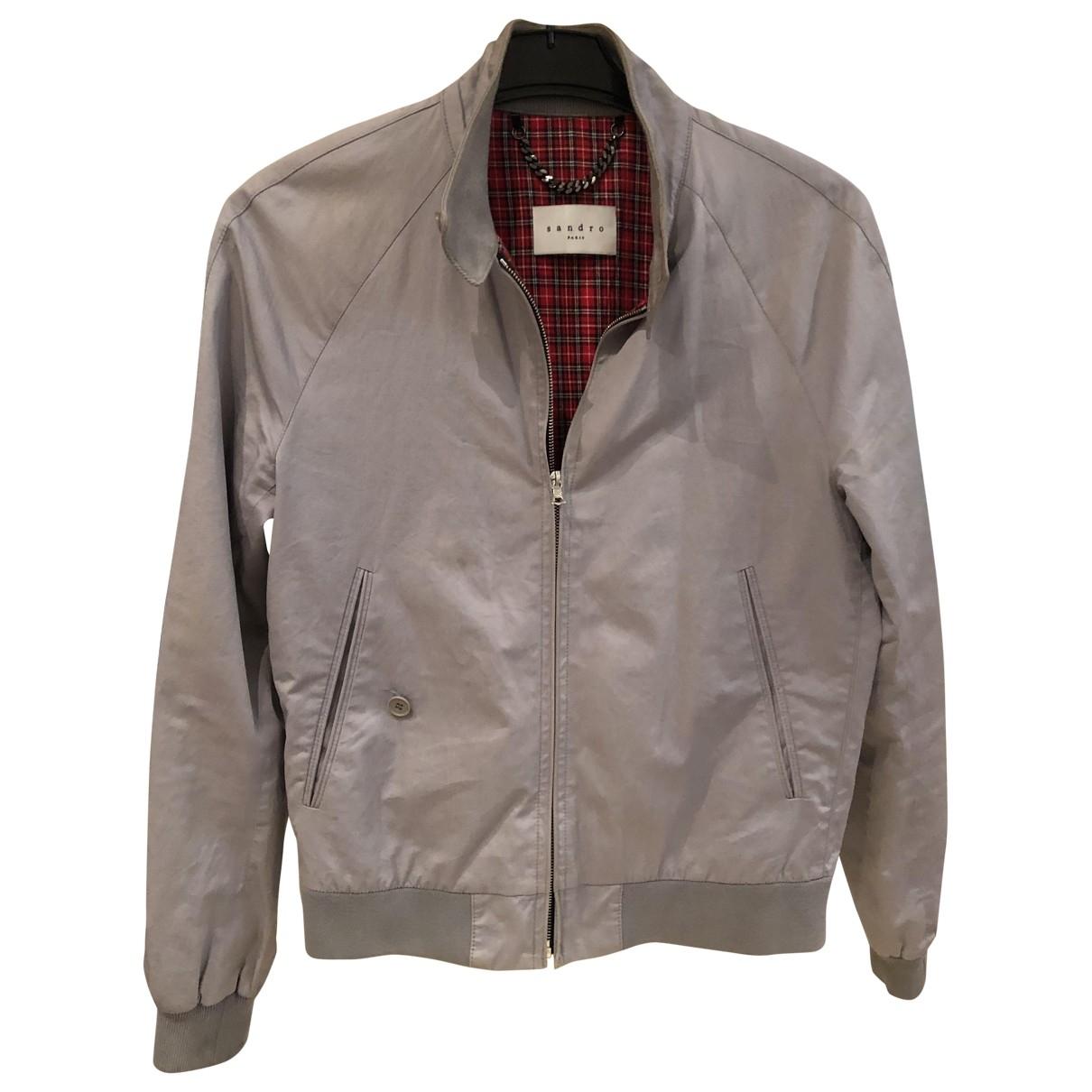 Sandro \N Grey jacket  for Men XS International