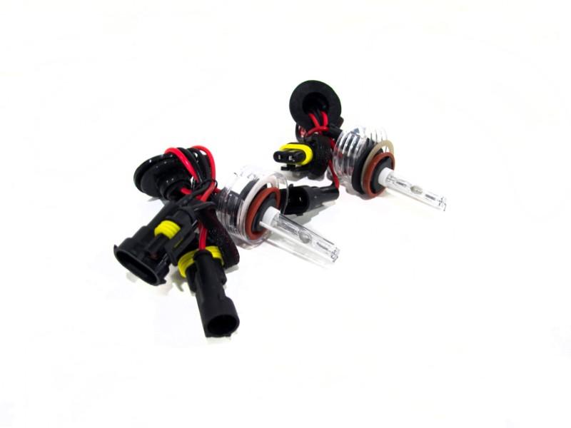 Race Sport Lighting H11-30K-SB-RB H11 30K Single Beam HID Replacement Bulbs