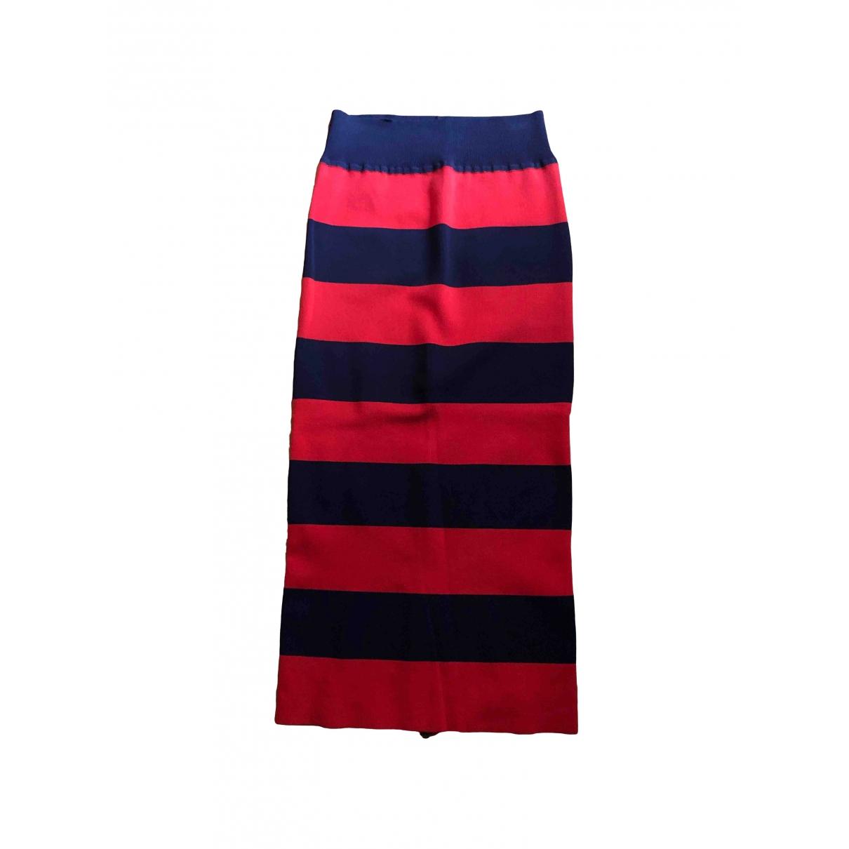 Sonia By Sonia Rykiel - Jupe   pour femme en coton - rouge