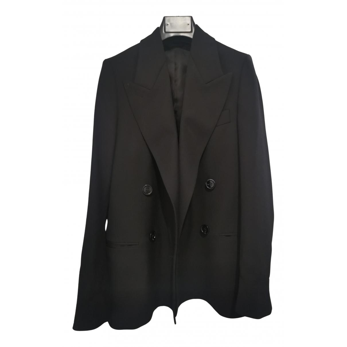 Acne Studios N Black Wool jacket for Women 32 FR