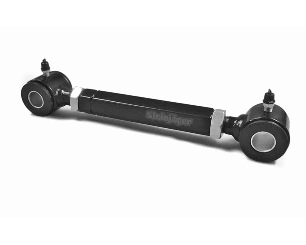 Steinjager J0022675 Poly Poly Poly Poly Tube Assemblies 3/4-16 3/8 Bore x 1.50 Wide 9.54 Inches Long Black Powder Coated Steel Tube