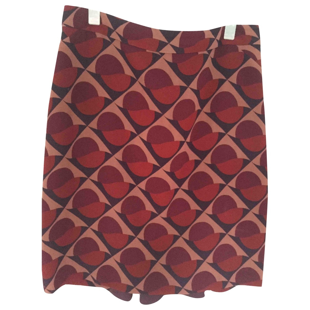 Marc By Marc Jacobs \N Burgundy skirt for Women 8 US
