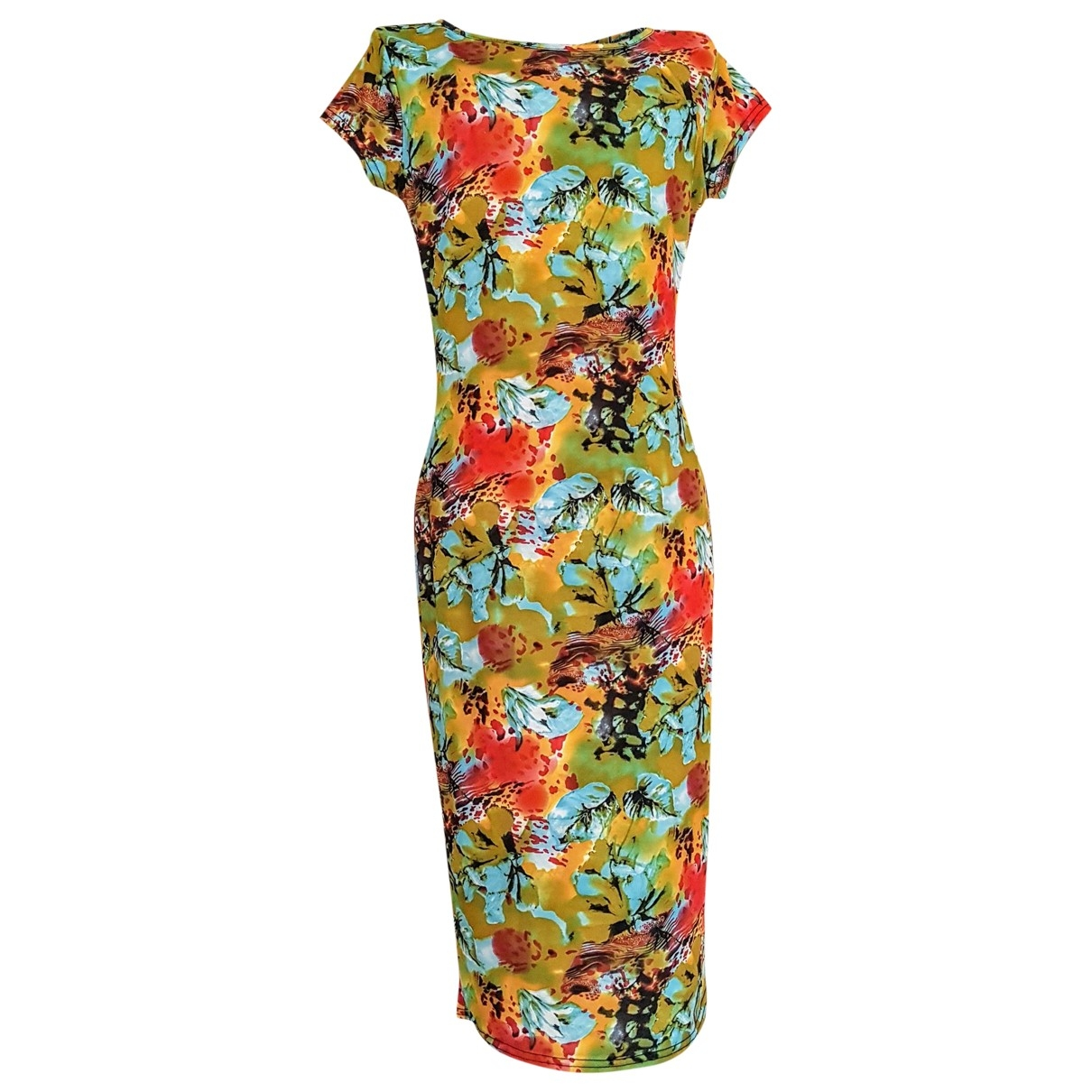 Non Signé / Unsigned \N Multicolour dress for Women M International