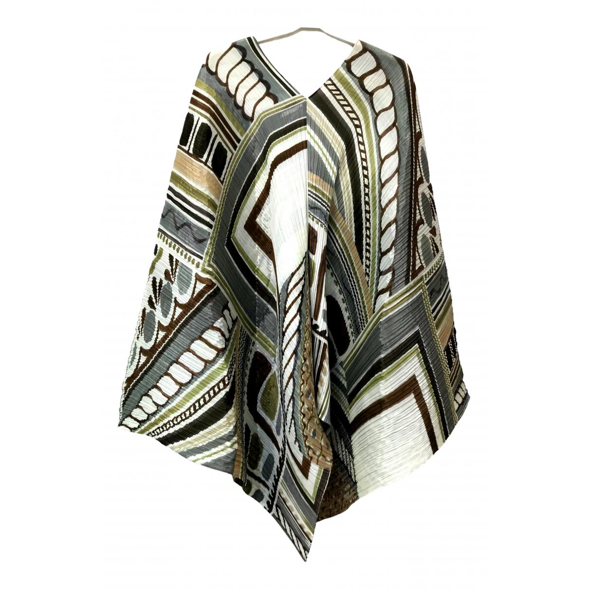 Pleats Please - Veste   pour femme - multicolore
