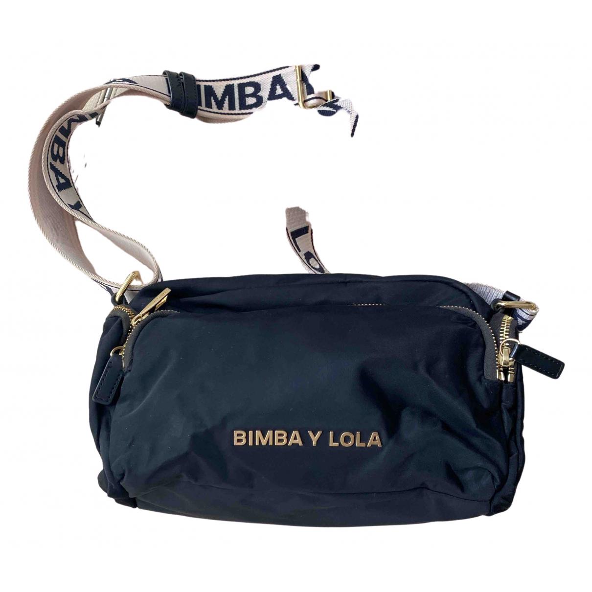 Bimba Y Lola \N Black handbag for Women \N