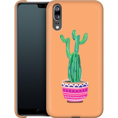 Huawei P20 Smartphone Huelle - Cacti Love von Mukta Lata Barua