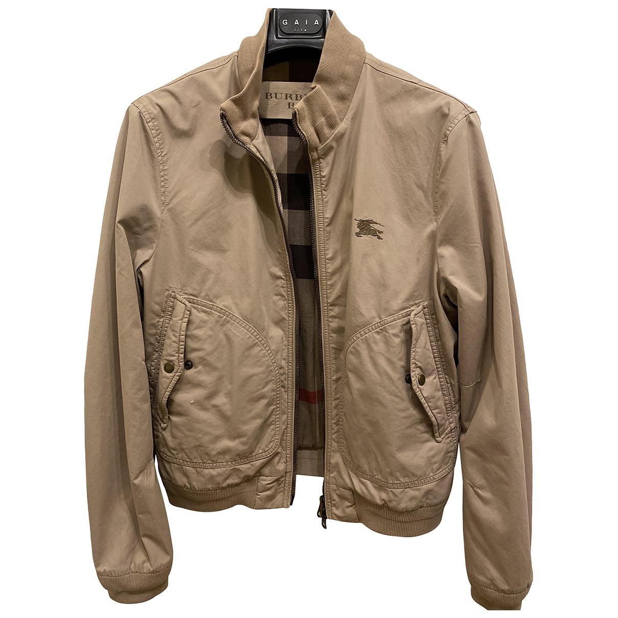 Burberry N Beige Cotton jacket  for Men S International