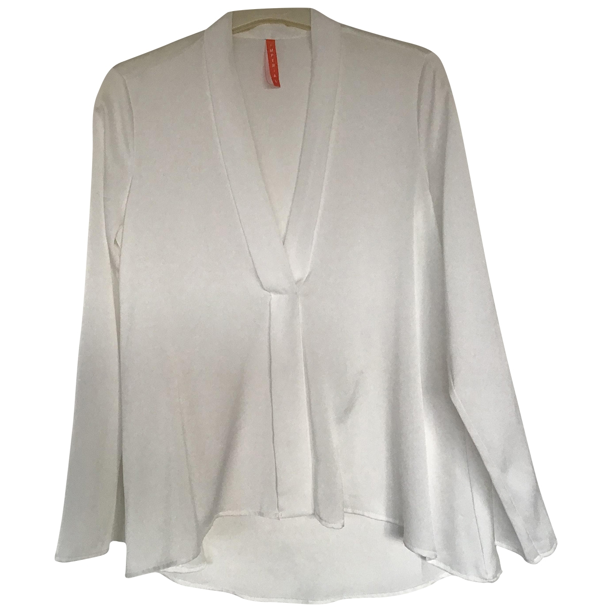 Impérial \N White  top for Women S International