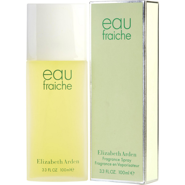 Elizabeth Arden - Eau Fraîche : Fragrance Spray 3.4 Oz / 100 ml