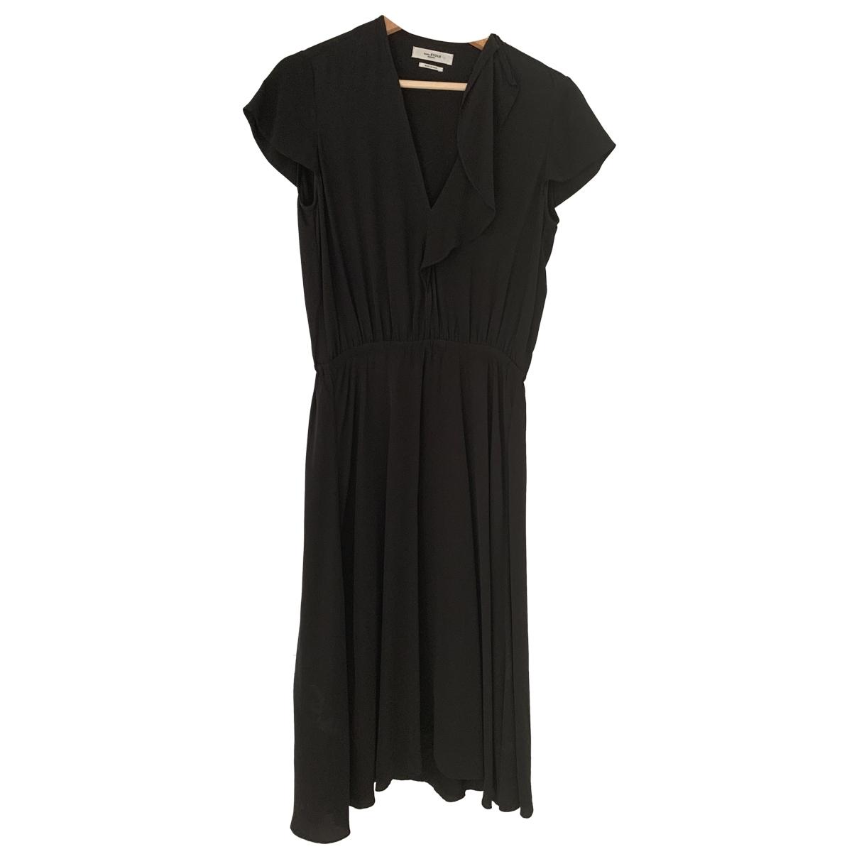 Isabel Marant Etoile \N Black dress for Women 36 FR