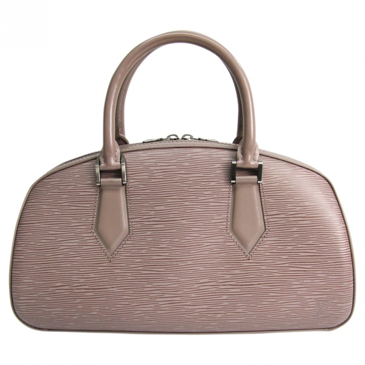 Louis Vuitton Jasmin Purple Leather handbag for Women \N