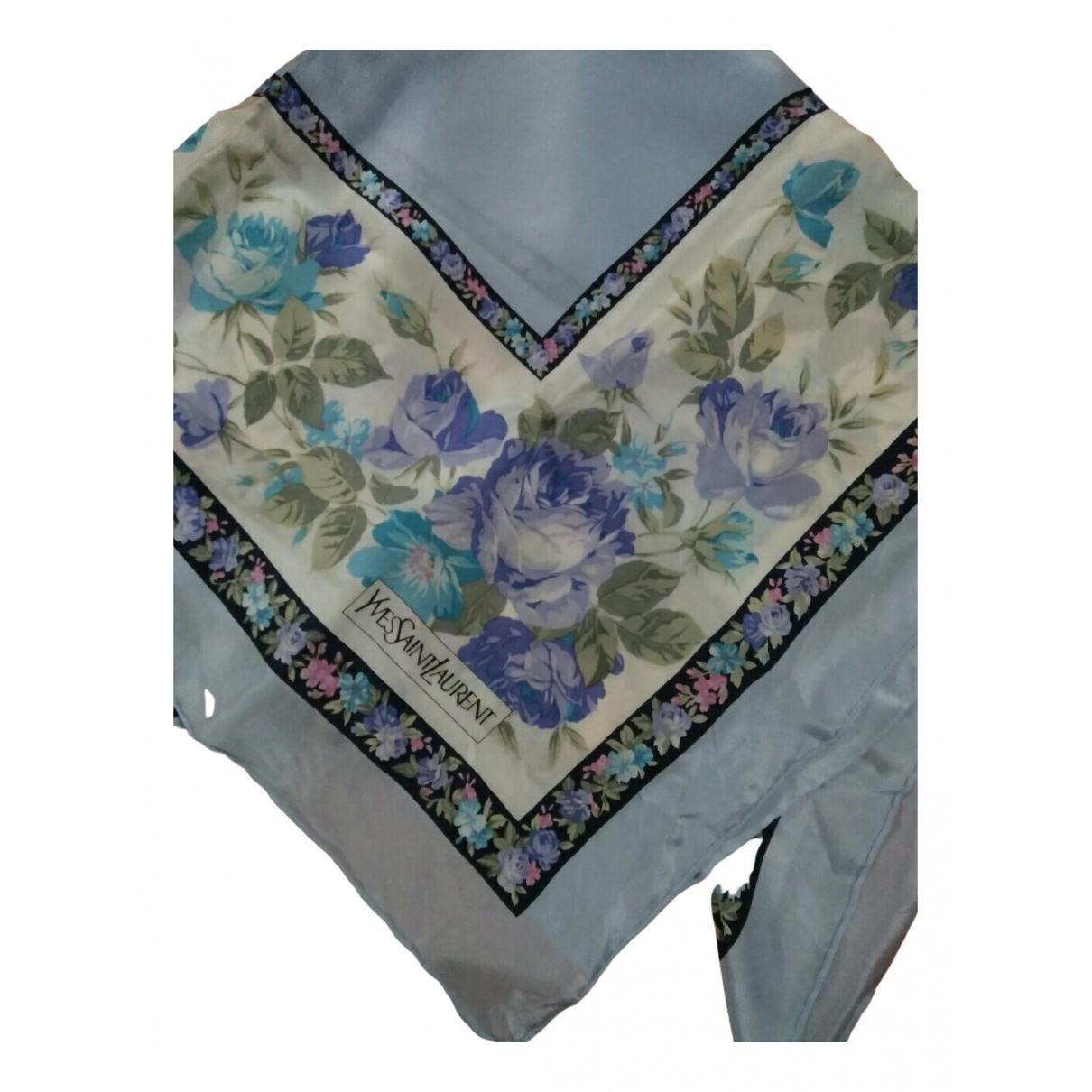 Yves Saint Laurent N Silk scarf for Women N