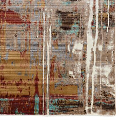 RUGIL0281 8 x 10 Rectangle Area Rug in