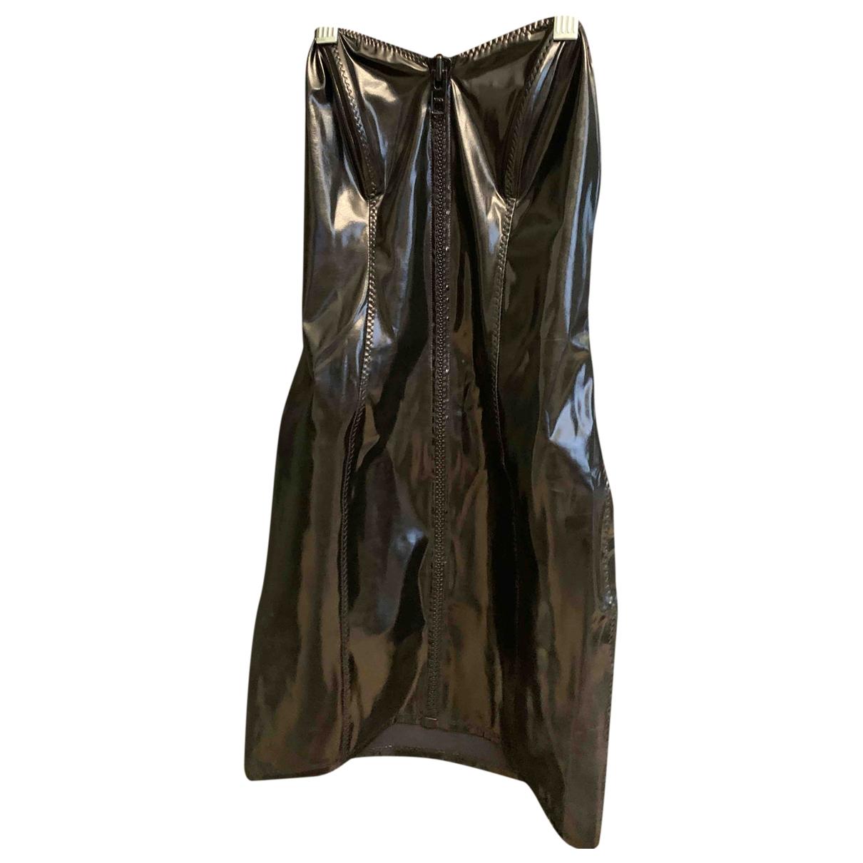 Lisa Marie Fernandez \N Kleid in  Schwarz Synthetik