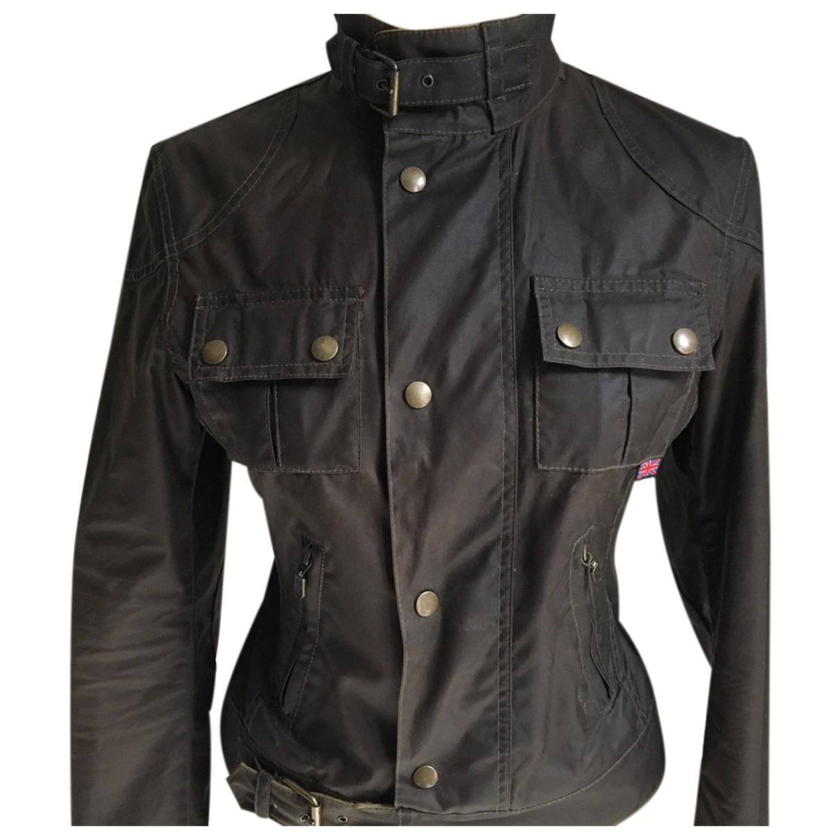 Belstaff N Brown Cotton jacket for Women 40 IT