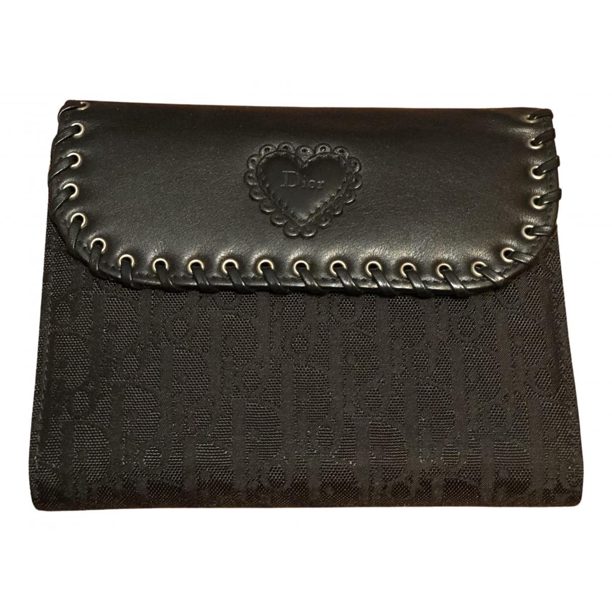 Dior - Objets & Deco   pour lifestyle en cuir - noir